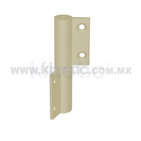 WINDOW HINGE, RIGHT PAIR, BEIGE FINISH