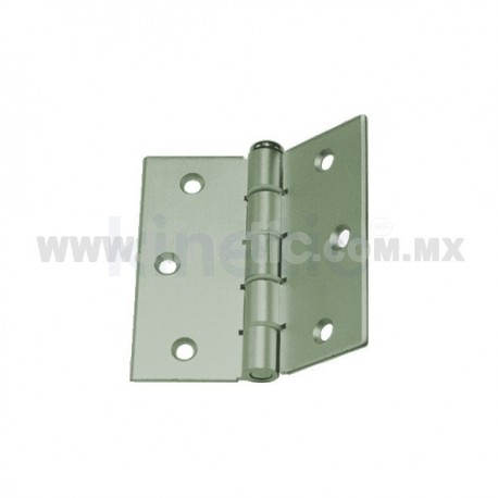 DOOR HINGE 3 x 3 CHAMPAGNE FINISH