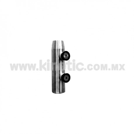 STAINLESS STEEL POST 41MM X 255MM