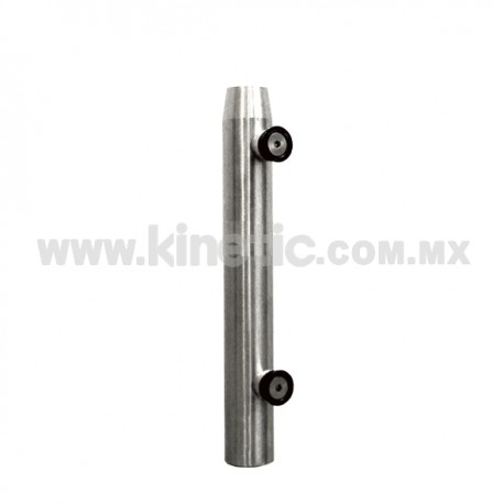 STAINLESS STEEL POST 41MM X 450MM