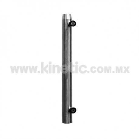 STAINLESS STEEL POST 41MM X 750MM