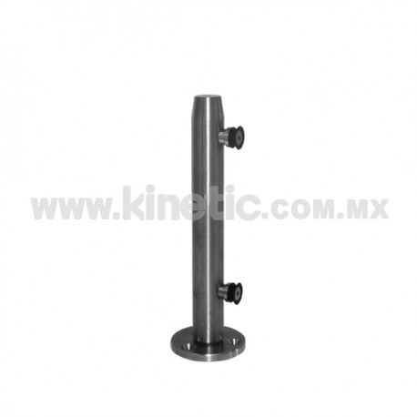 BASTONCILLO ACERO INOXIDABLE 41 x 450mm Y 9.5 MM DE BASE