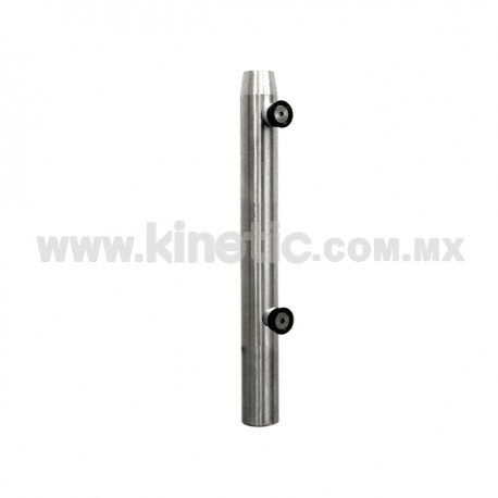 STAINLESS STEEL POST 41MM X 470MM