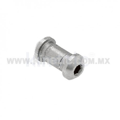 TORNILLO ACERO INOXIDABLE 3/8,CR.19 MM ESPESOR