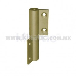 WINDOW HINGE, LEFT PAIR, GOLD MIRROR FINISH