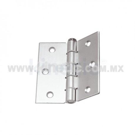 DOOR HINGE 3 x 3 NATURAL MATTE FINISH (250pc)