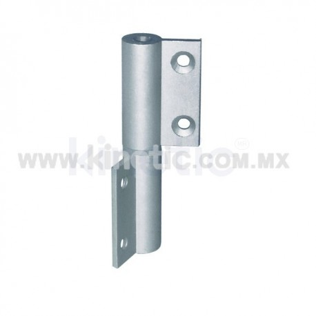 WINDOW HINGE, LEFT PAIR, NATURAL MATTE FINISH