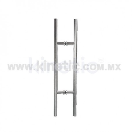 BAR GLASS DOOR HANDLE 25X300MM