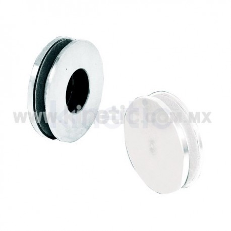 ALUMINUM FLUSH SLIDING DOOR HANDLE (N.M.)