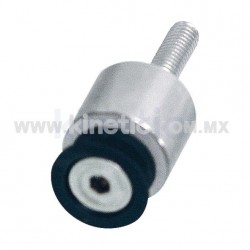 STAINLESS STEEL BOLT STANDOFF 32 X 25 MM WITH FLAT HEAD