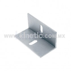 ALUMINUM L-SHAPE SUPPORT ANGLE FOR SPIDER FITTING