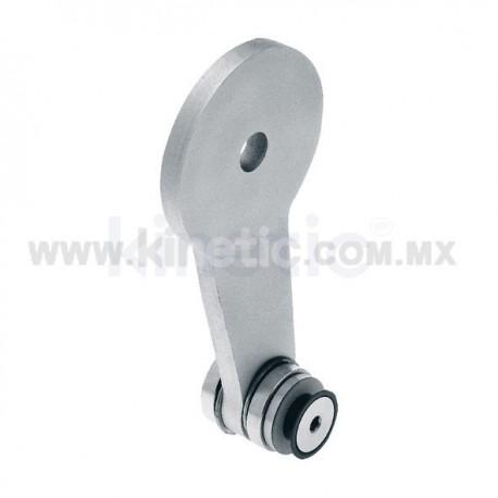 ALUMINUM SPIDER FITTING 170MM 1 WAY WITH CUSHION
