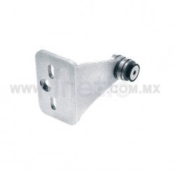 ALUMINUM FIN SPIDER FITTING 170MM 1 WAY WITH CUSHION CONNECTOR