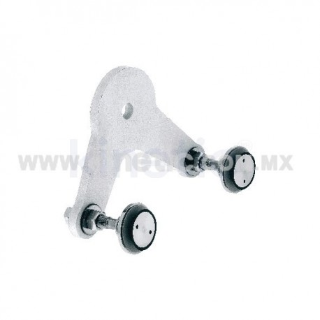 ALUMINUM SPIDER FITTING 170MM 2 WAY, WITH 1/2