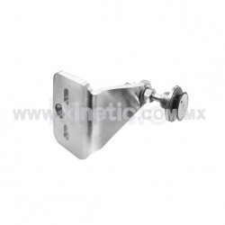 STAINLESS STEEL FIN SPIDER FITTING 170MM 1 WAY WITH 1/2