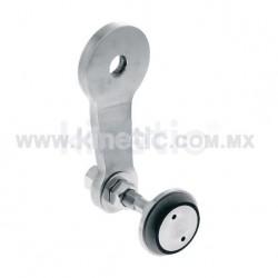 ARAÑA INOX 128 MM 1 BRAZOS CON ROTULAS VASTAGO 1/2 M1