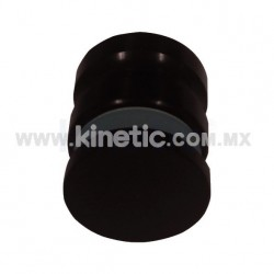 DOOR KNOB 25 MM DIAMETER, SINGLE, G-2 FINISH