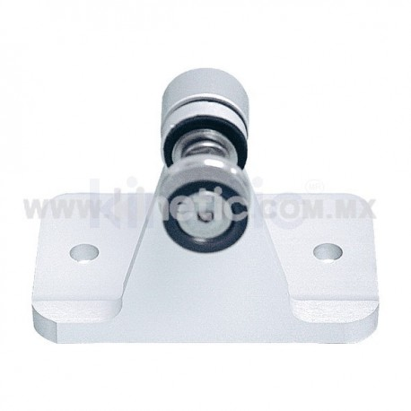 ALUMINUM INTERIOR SPIDER FITTING 128MM 1 WAY FOR FIN MOUNT WITH ALLEN BOLT