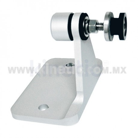 ALUMINUM INTERIOR SPIDER FITTING 128MM 1 WAY FOR FIN MOUNT WITH FLAT HEAD