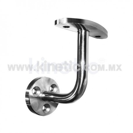 STAINLESS STEEL HANDRAIL BRACKET WALL MOUNT