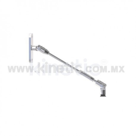 CANOPIES KIT STAINLESS STEEL 1/2 600MM SINGLE
