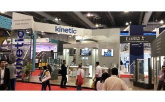 Stand Kinetic en Expo Cihac Digital 2020